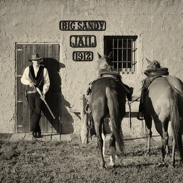 Big Sandy Jail Photography Art | Craig Edwards Fine Art Images