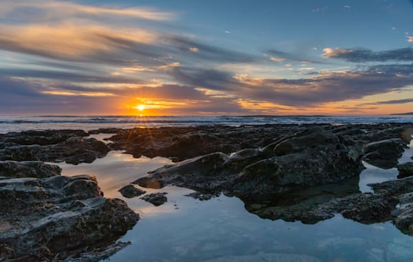 Jalama sunset