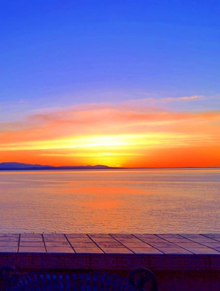 Sunset In Spring Art | KAT MILLER-PHOTO ARTIST