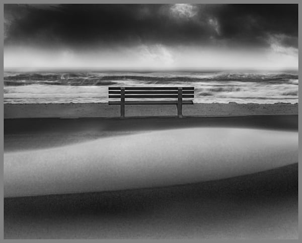 A4 Sandbanks beach