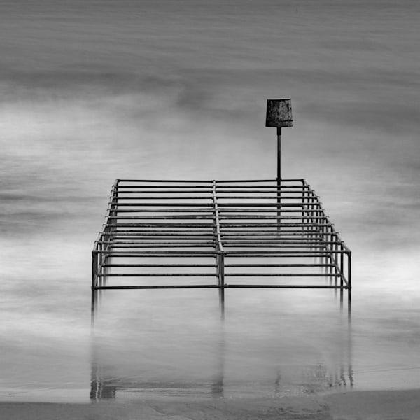 B1 Boscombe beach sea defence