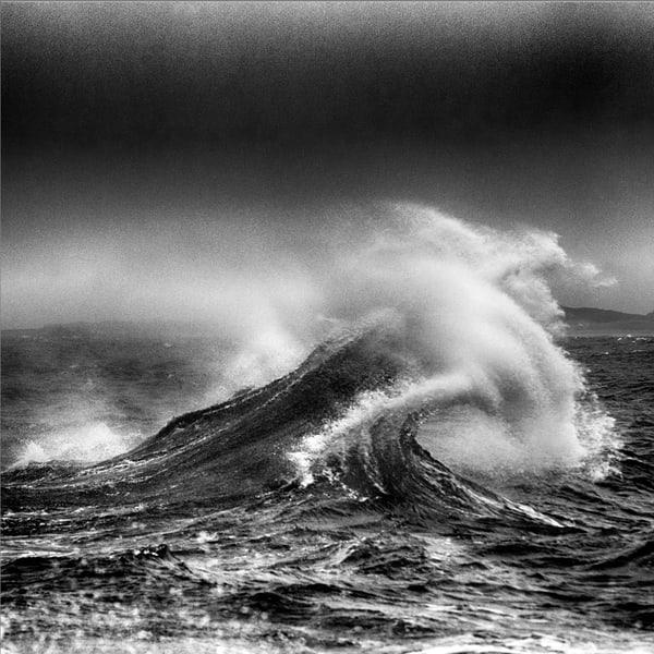 B5 Bournemouth beach wave