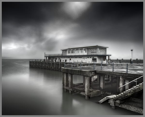 A5 Weymouth Pavilion Pier Photography Art | Roy Fraser Photographer