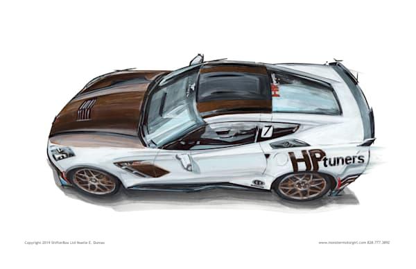 HP Tuner Corvette C6 racer