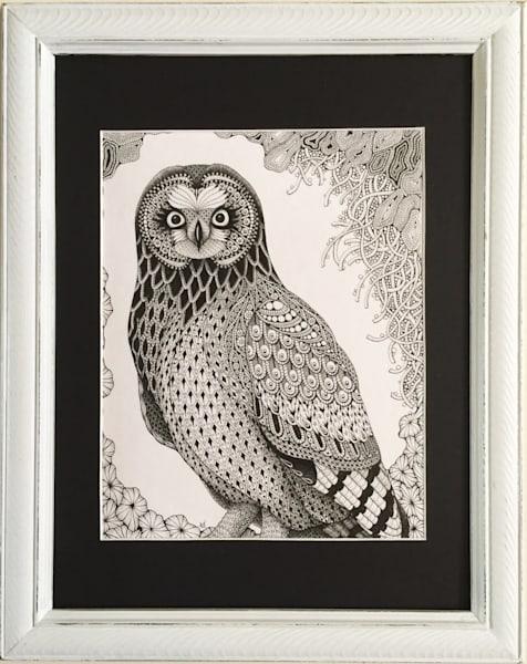 Short Ear Owl