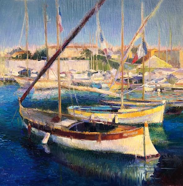 Boats in St Jean Cap Ferrat