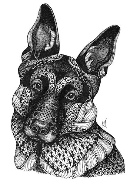 Athena (German Shepherd)