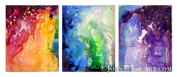 Deep Reef Art | Joan Marie Art