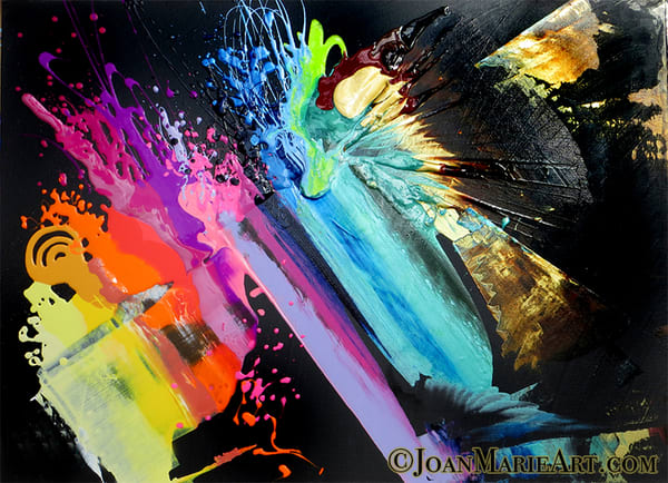 Glisten Art | Joan Marie Art