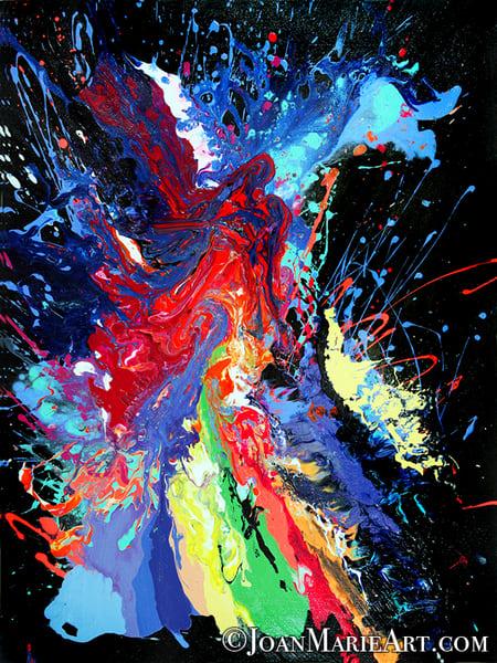 Rhythm And Wild Art   Joan Marie Art