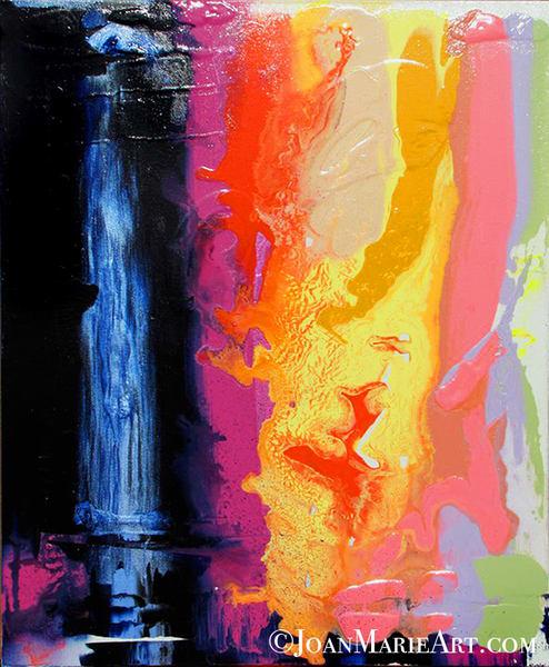 Two Worlds Art | Joan Marie Art