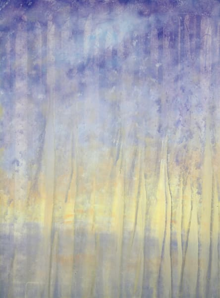 Rainy Sun Transition Study 2 by Rachel Brask