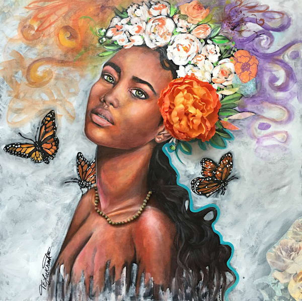 Monarch Beauty (Sold) Art | thomaselockhart