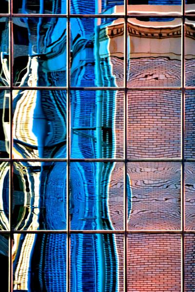 Portland Exterior Reflections