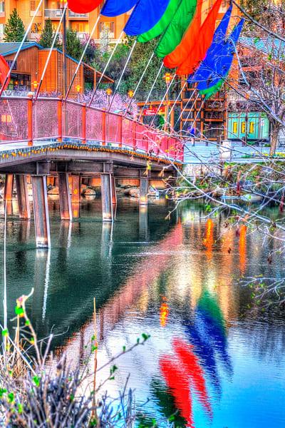 Old Mill Foot Bridge