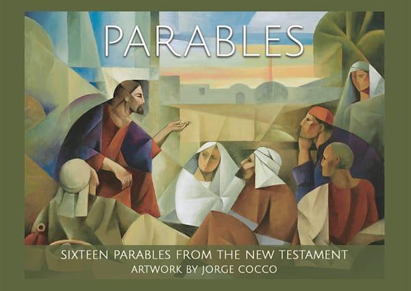 Jorge Cocco   Parables Minicard Pack | Cornerstone Art