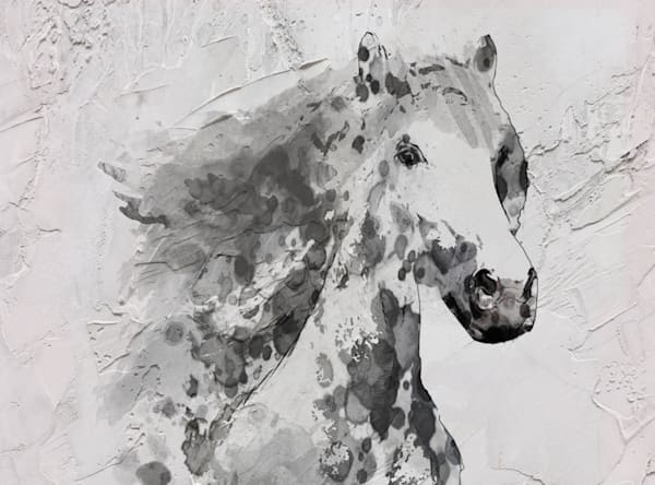 White Stallion Art | Irena Orlov Art