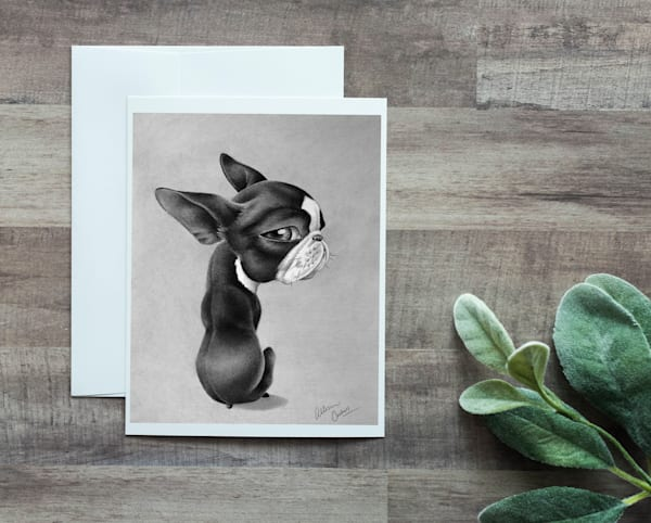 "Greeting Cards from BunnyPigs - ""Side Eye Sour"""