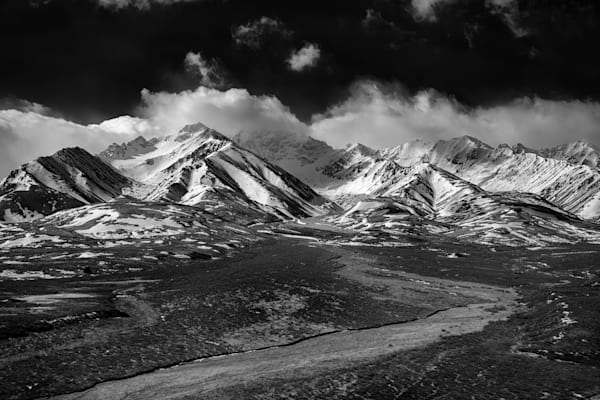 Polychrome Pass Monochrome by Rick Berk.