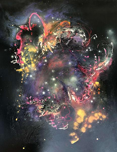 Magic Dream Original Art   Joan Marie Art