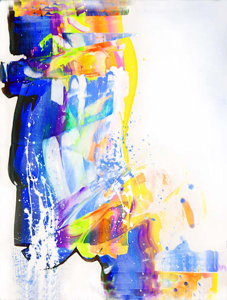 Carnival Original Art | Joan Marie Art