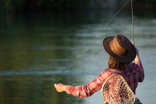 The Art Of Fly Fishing  Photography Art | David N . Braun Photography