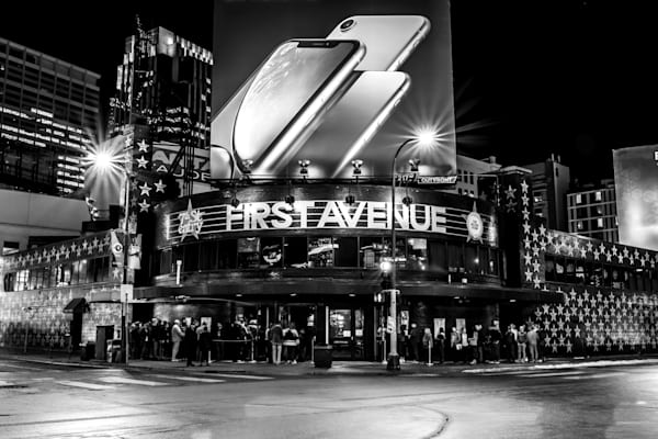 First Avenue 4 - Minneapolis Artwork | William Drew Photography