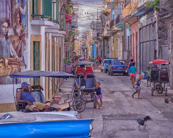 Streets Of Havana Art | Jesse McLaughlin Photography