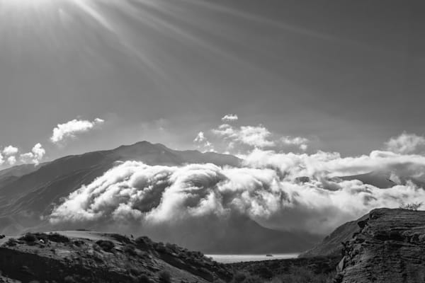 Low Clouds in the Andes