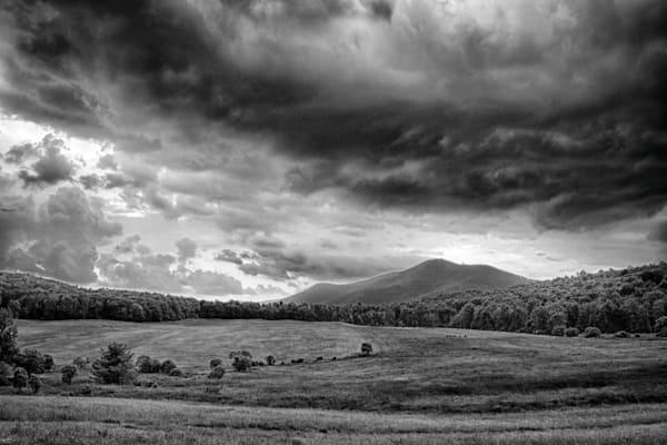 Mount Ascutney Storm Gathering