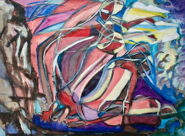 """Vision"" - Original art painting"