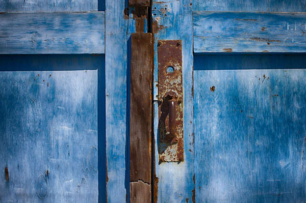 The Blue Door