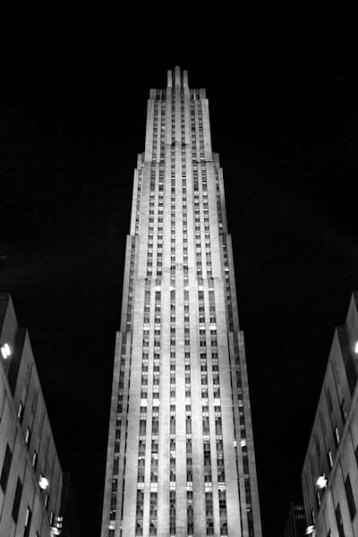 New York City Rockefeller Center