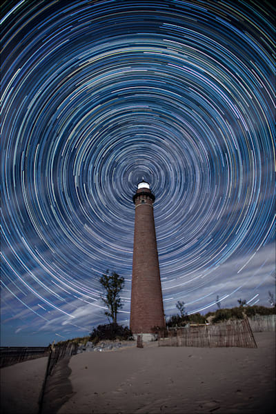 Little Sable Point Star Trails