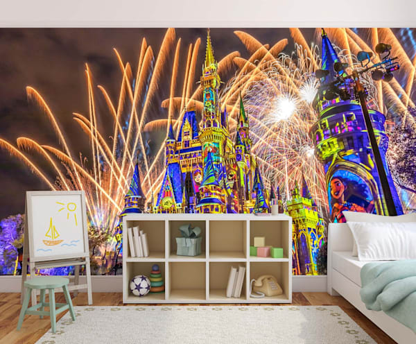 Disney Wall Murals | William Drew Photography