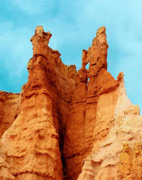 Bryce Canyon Hoo Doos - Landscape Art