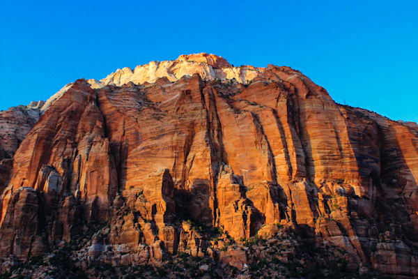 The East Temple - Zion National Park