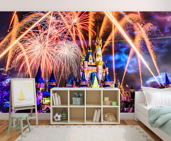 Happily Ever After 13 - Disney Mural | William Drew Photography