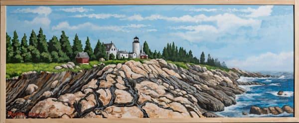 Pemaquid Pt., Maine