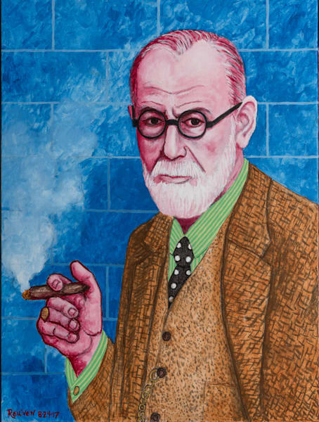 Pink Freud Art | East End Arts