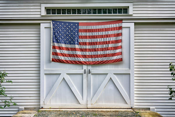 New England Patriotism by Rick Berk