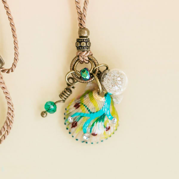 Angel Fritz Art - Necklace 8
