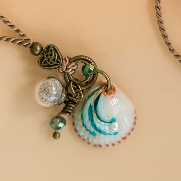 Angel Fritz Art - Necklace 11