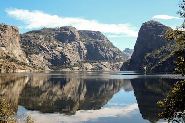 Hetch Hetchy - Mountain Art - Yosemite National Park