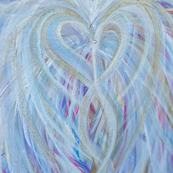 Angel Fritz Art - Lightworker Angel