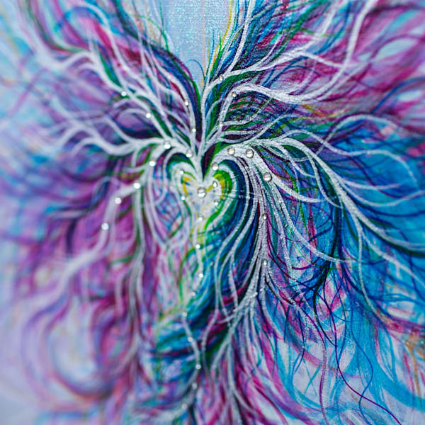 Angel Fritz Art - Mother Original