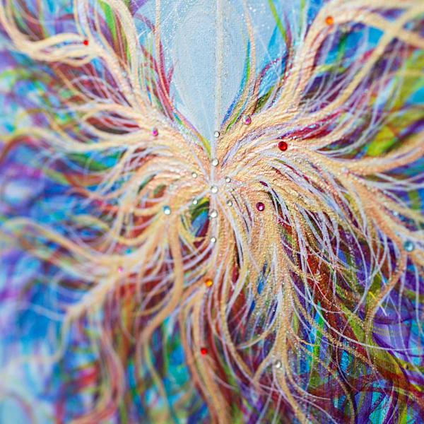 Angel Fritz Art - Bliss Original