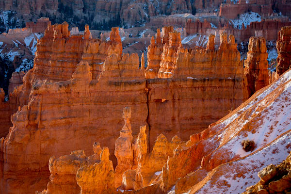 Bryce Canyon Winter Art | Kirk Fry Photography, LLC