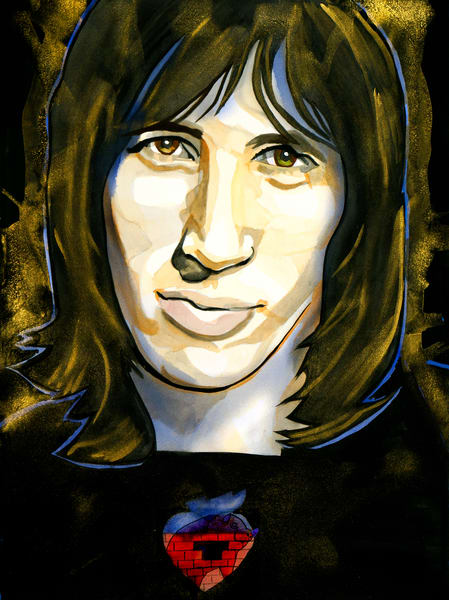 Roger Waters Art | William K. Stidham - heART Art