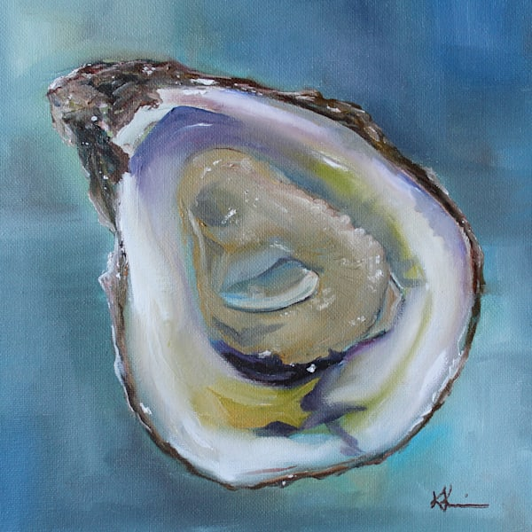 Shucked Oyster